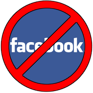 Bad bad Facebook !!